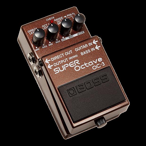 Boss OC-3 Super Octave Pedal - musicdepot.store