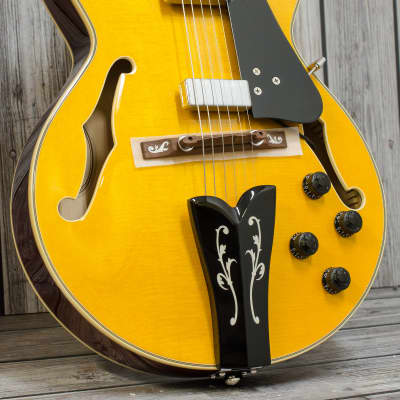 Ibanez GB10EM-AA George Benson Signature Antique Amber for sale