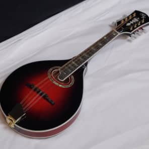 MICHAEL KELLY A-O A-style Oval acoustic MANDOLIN new - Antique Tobacco Burst for sale