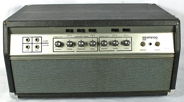 Dating ampeg amplifiers
