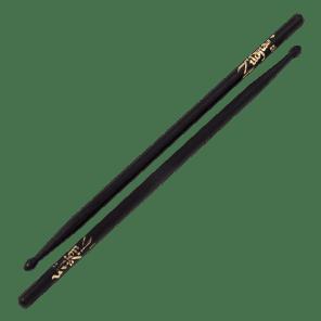 Zildjian 5AWB Hickory Series 5A Wood Tip Drum Sticks