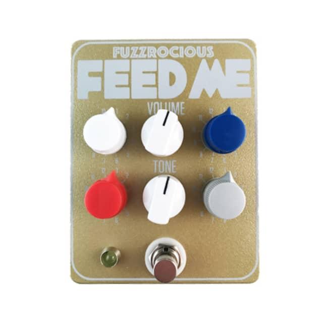Fuzzrocious FEED ME image