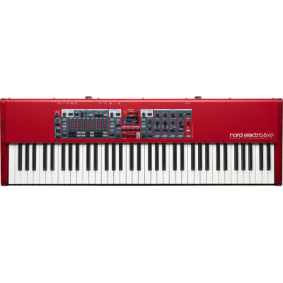 Nord Electro 6 HP 73-Note Hammer-Action Portable Keyboard