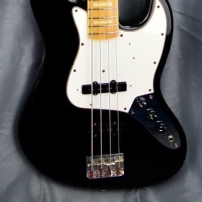 FENDER Jazz Bass 75'-US RI 1999 black japan import for sale