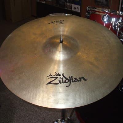 Zildjian 20''  A Crash Ride Cymbal (USED)