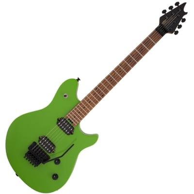 EVH Wolfgang WG Standard - Baked Maple - Slime Green for sale