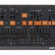 ARP Odyssey Rev3 Module by KORG Duophonic Analogue Synthesizer MIDI Control Voltage