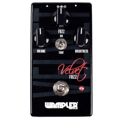 Wampler Velvet Fuzz for sale