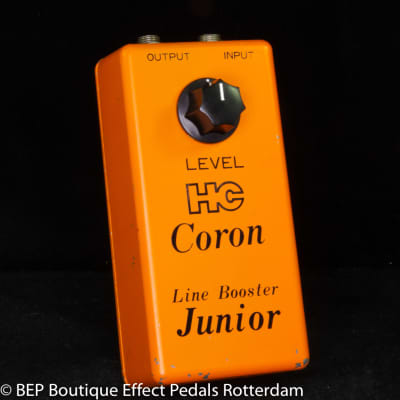 HC Coron Line Booster Junior mid 80's Japan