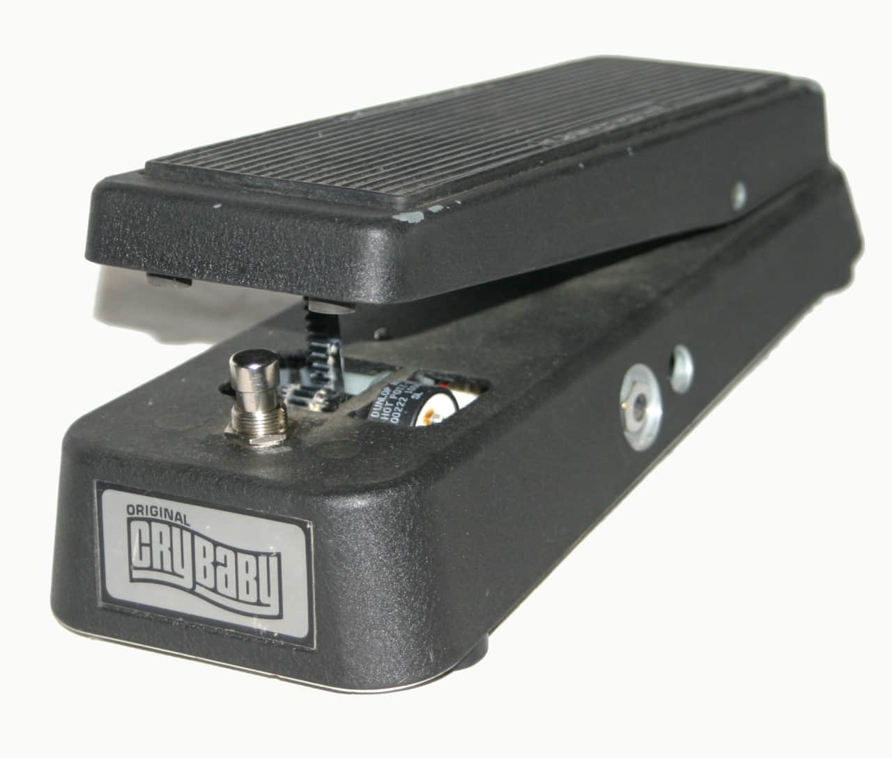 dunlop original cry baby crybaby wah pedal gcb 95 1990s reverb. Black Bedroom Furniture Sets. Home Design Ideas