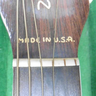 Columbian Freshman c.1935 (Project luthier skills required) for sale