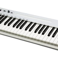 Samson Carbon 49 USB MIDI Keyboard Controller with 7-Segment LED Display (SAKC49)