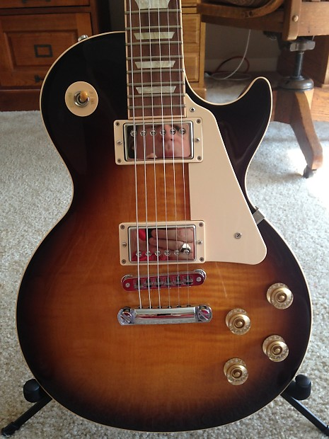 gibson les paul 2013 aa signature t reverb. Black Bedroom Furniture Sets. Home Design Ideas