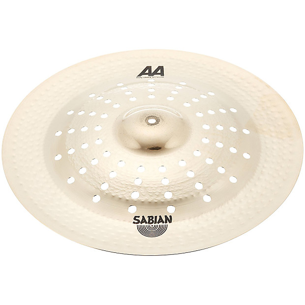 sabian 22116csb aa series holy china chinese effect cymbal reverb. Black Bedroom Furniture Sets. Home Design Ideas