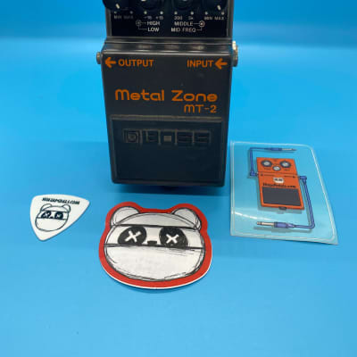 Boss MT-2 Metal Zone Distortion | Fast Shipping!