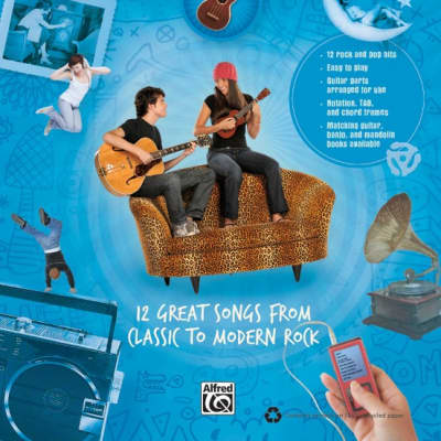 Just for Fun Rock and Pop Ukulele - OOP <33984> Alfred Music