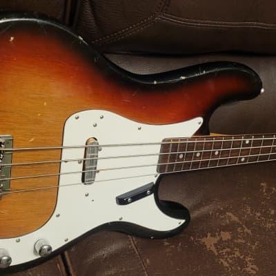 Aspen Precision Bass 1970s Sunburst for sale