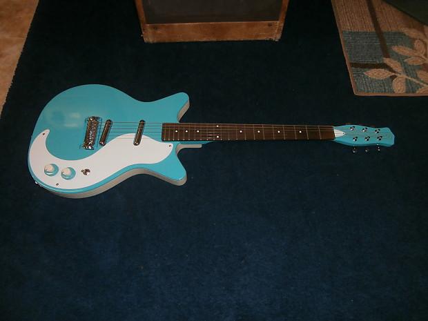 1202ff2430e4 Lightly Used Danelectro DC-59 Electric Guitar! Rare Finish