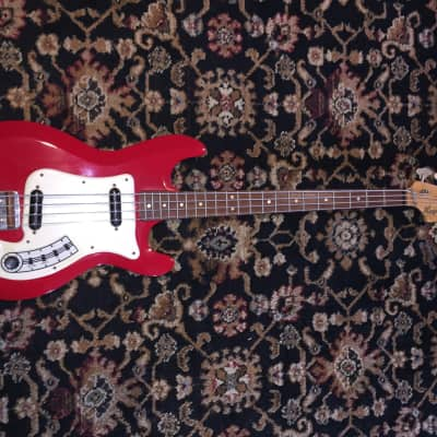 Hagstrom 1960's Red for sale