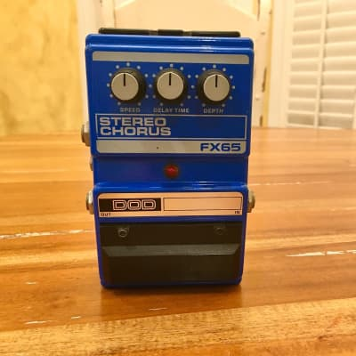 DOD Stereo Chorus FX65 for sale