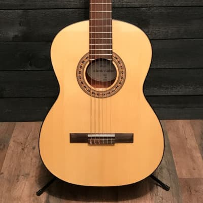 Strunal 4655l Nylon String Acoustic Guitar Made in Czech Republic for sale
