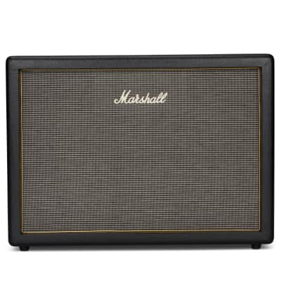 "Marshall	Origin ORI212 2x12"" Guitar Speaker Cabinet"