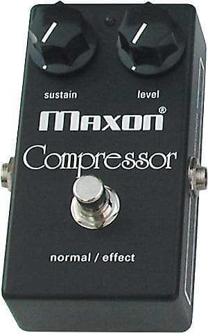 maxon cp 101 compressor guitar effect pedal truetone music reverb. Black Bedroom Furniture Sets. Home Design Ideas