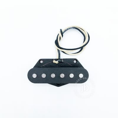 McNelly Pickups - A5 Signature Plus Single Coil Tele Pickup, Bridge