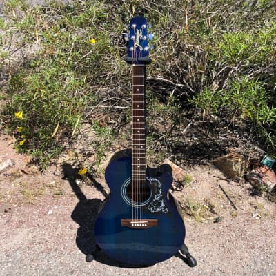 Jasmine by Takamine S34C-8T Acoustic Electric Guitar for sale