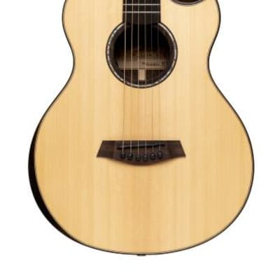 ISLANDER Mini-guitar with solid sitka spruce top, acacia Acoustic Guitar AS-MG for sale