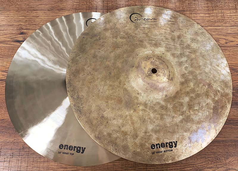dream cymbals ehh16 energy series hand forged hammered reverb. Black Bedroom Furniture Sets. Home Design Ideas
