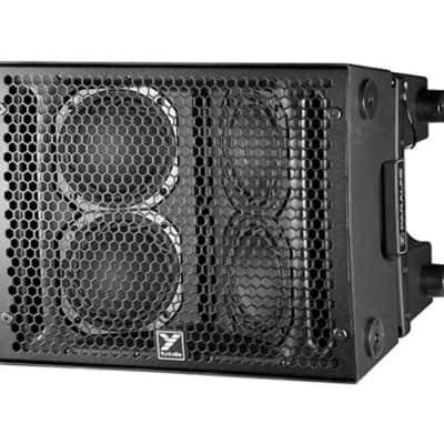 """Yorkville PSA1 4x6"""" 1200-Watt Active Array Speaker"""