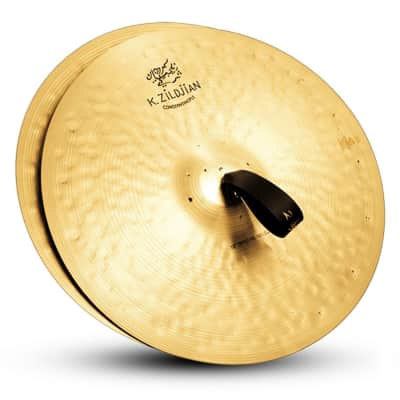 "Zildjian 18"" K Constantinople Special Selection Medium Heavy Orchestral Cymbal"