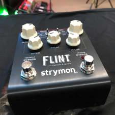 (R4983) Used Strymon Flint Pedal w/ box & PSU