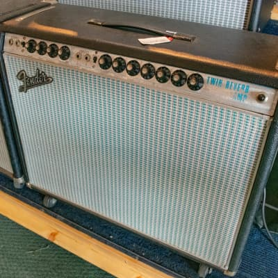Consignment Fender Twin Reverb Amp (w/fender speakers)