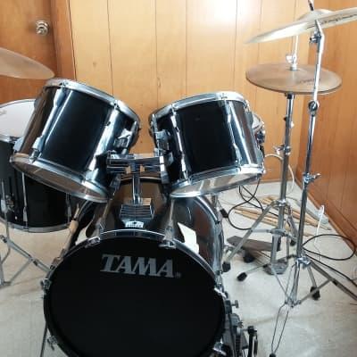 Tama 5-Piece Rock Kit w/ton of extras