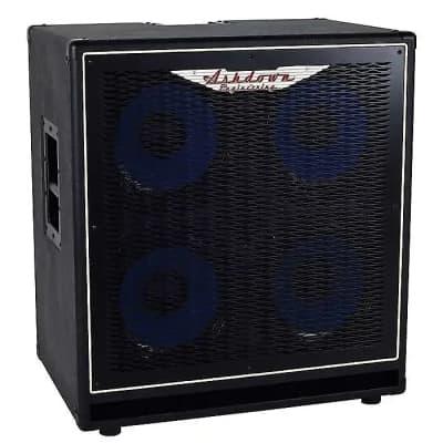 Ashdown ABM410HEVOIV ABM EVO IV 650W 4x10 Bass Cabinet - B-Stock