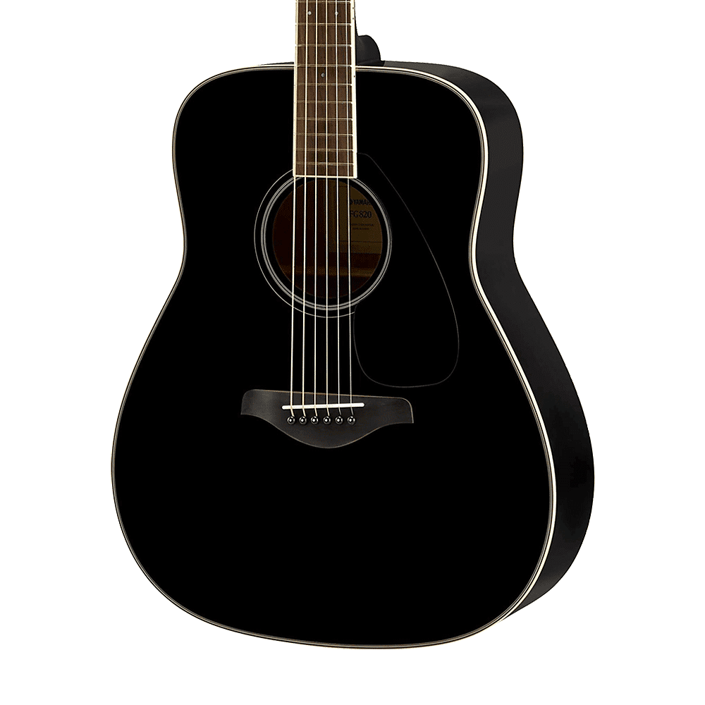 Yamaha fg820 acoustic guitar black reverb for Yamaha fg820 review
