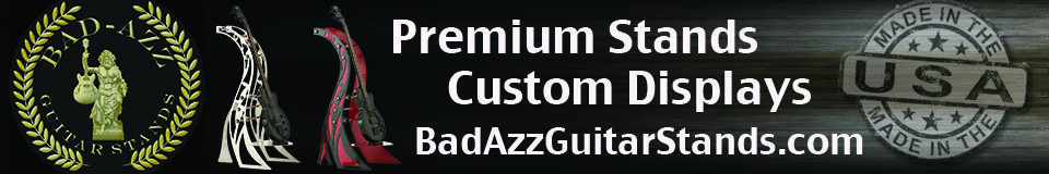 Badazz Guitar Stands