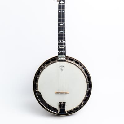 crafters of tennessee banjo TBC-MP  silver and maple for sale
