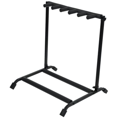 Gator RIGTRRACK5 Rok-it 5x Collapsible Guitar Rack