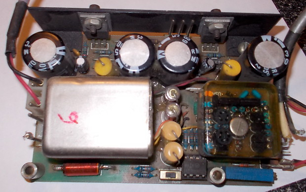 John Hardy 990 opamp Mic Pre for MCI 500 Console 1977 w/ | Reverb