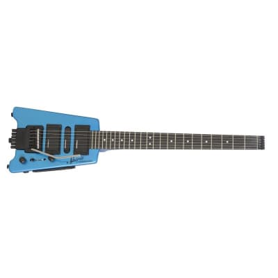 Steinberger Spirit GT-PRO Deluxe Outfit, Frost Blue for sale