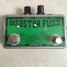 Effector 13/Devi Ever Disaster Fuzz (Pagoda) Green