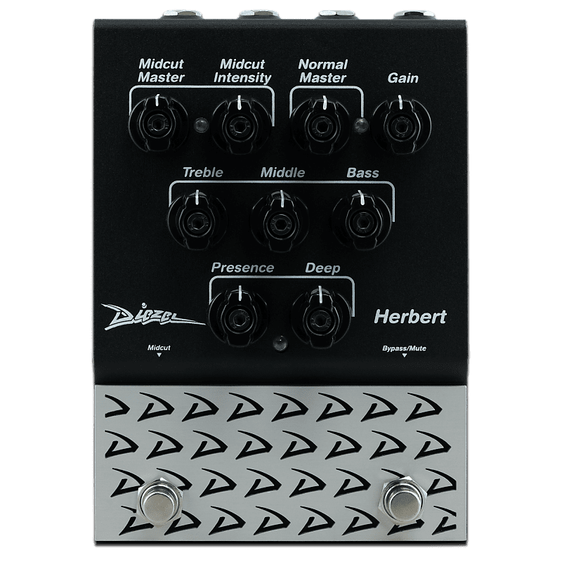 Guitar Effects Before Or After Preamp : new diezel herbert distortion preamp guitar effects pedal reverb ~ Russianpoet.info Haus und Dekorationen