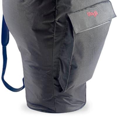 Stagg DJB12R Djembe Bag - Medium