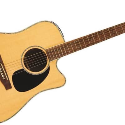 Takamine EG360SC Acoustic/Electric Dreadnought - Natural (691)