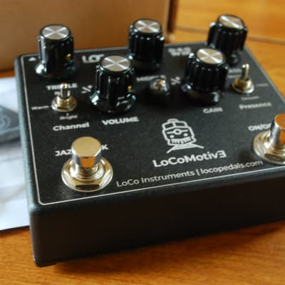 LoCo pedals  Motive 2021 for sale