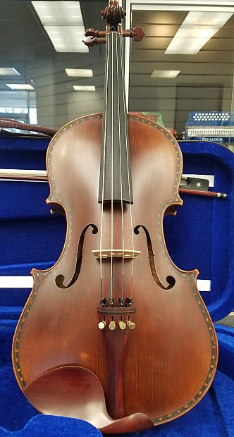 Vienna Strings Hamburg Handcraft Viola 16.5
