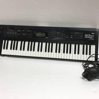 Korg N5EX Keyboard Synthesizer Black